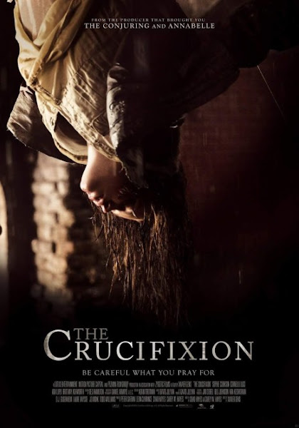 Poster of The Crucifixion 2017 Full Movie [English-DD5.1] 720p BluRay ESubs Download