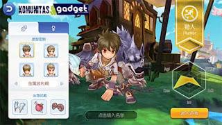 Hunter Class Ragnarok Online Mobile