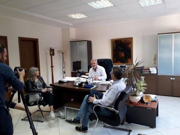 Επίσκεψη Ειδικής Υπηρεσίας Διαχείρισης Επιχειρησιακών Προγραμμάτων Περιφέρειας Ηπείρου στον Δήμο Ηγουμενίτσας