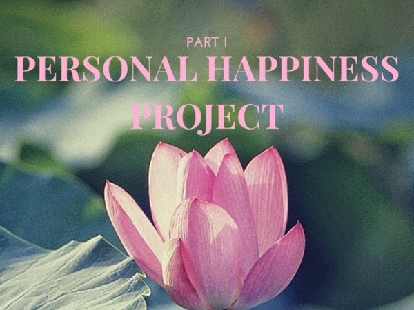 Part One: Personal Happiness Project