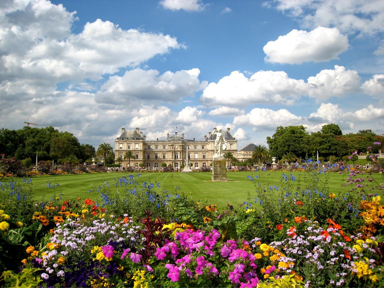 Jardins de Luxemburgo  | Paris