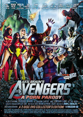 Download Film Semi Xxx Jepang The Avengers XXX A Porn Parody Botam Cinema 285x400