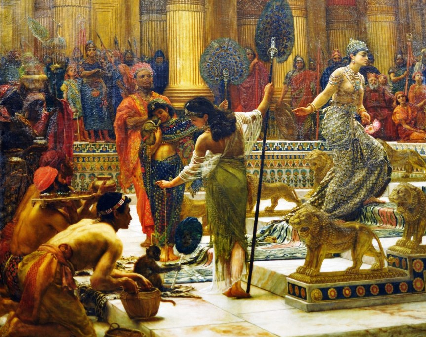 Who was the Queen of Sheba?