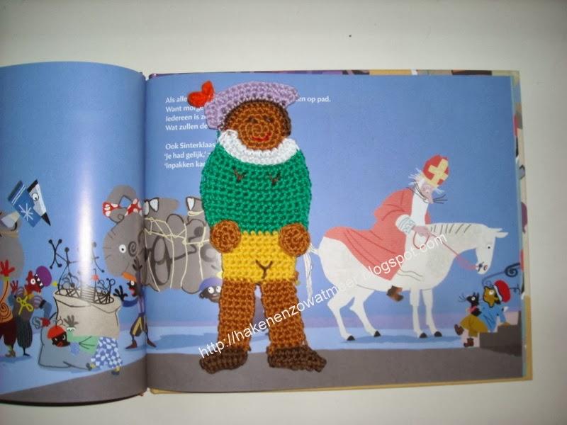 Gratis Patronentinekeshaakpatronen Boekenlegger Zwarte Piet