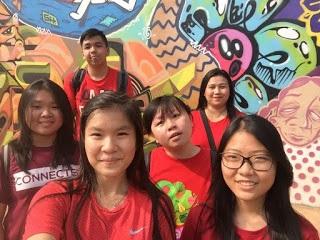 Catatan Waktu SMA oleh Jessica Oktaviany Siswi Kelas XI IPA SMA Kristen Kanaan Jakarta