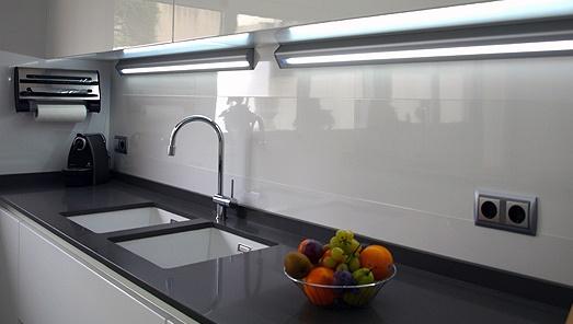 El blog de la autom tica arquitectura para todos como - Iluminacion led en cocinas ...
