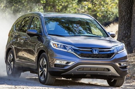 2016 Honda Cr V 4wd Hybrid Colour Fix England