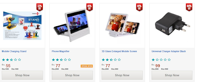 Shopclues 80& off Offer With Suggestion