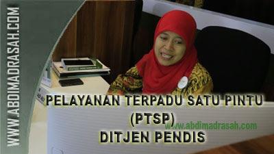 Ditjen Pendis Terapkan Pelayanan Terpadu Satu Pintu (PTSP)