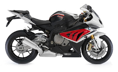 BMW S1000RR side profile image