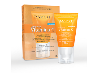 Payot complexo vitamina C