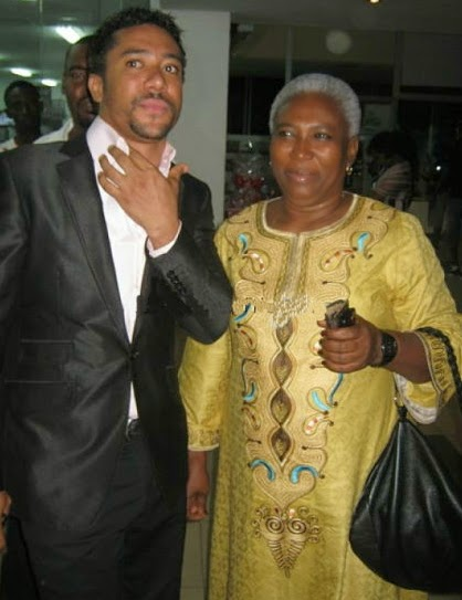 Majid Michel's mother