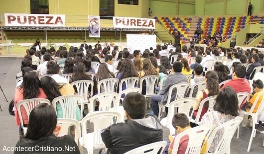 Pacto de Pureza en Chimbote - Perú
