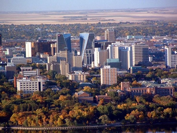 Regina | The Capital of Saskatchewan