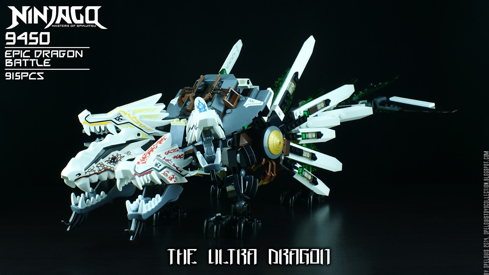 Lego Ninjago Ultra Dragon Show