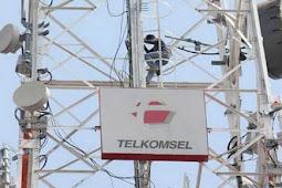 Jaringan Telkomsel Mengalami Gangguan se pulau Jawa, ini perintah pihak Telkomsel kepada penggunanya