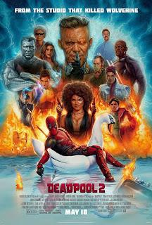 Deadpool 2 (2018) HDCAM 360p & 720p Subtitle Indonesia