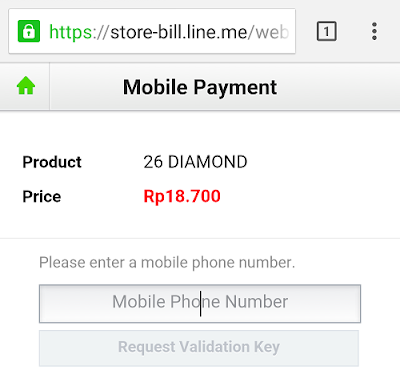 Diamond Mobile Payment