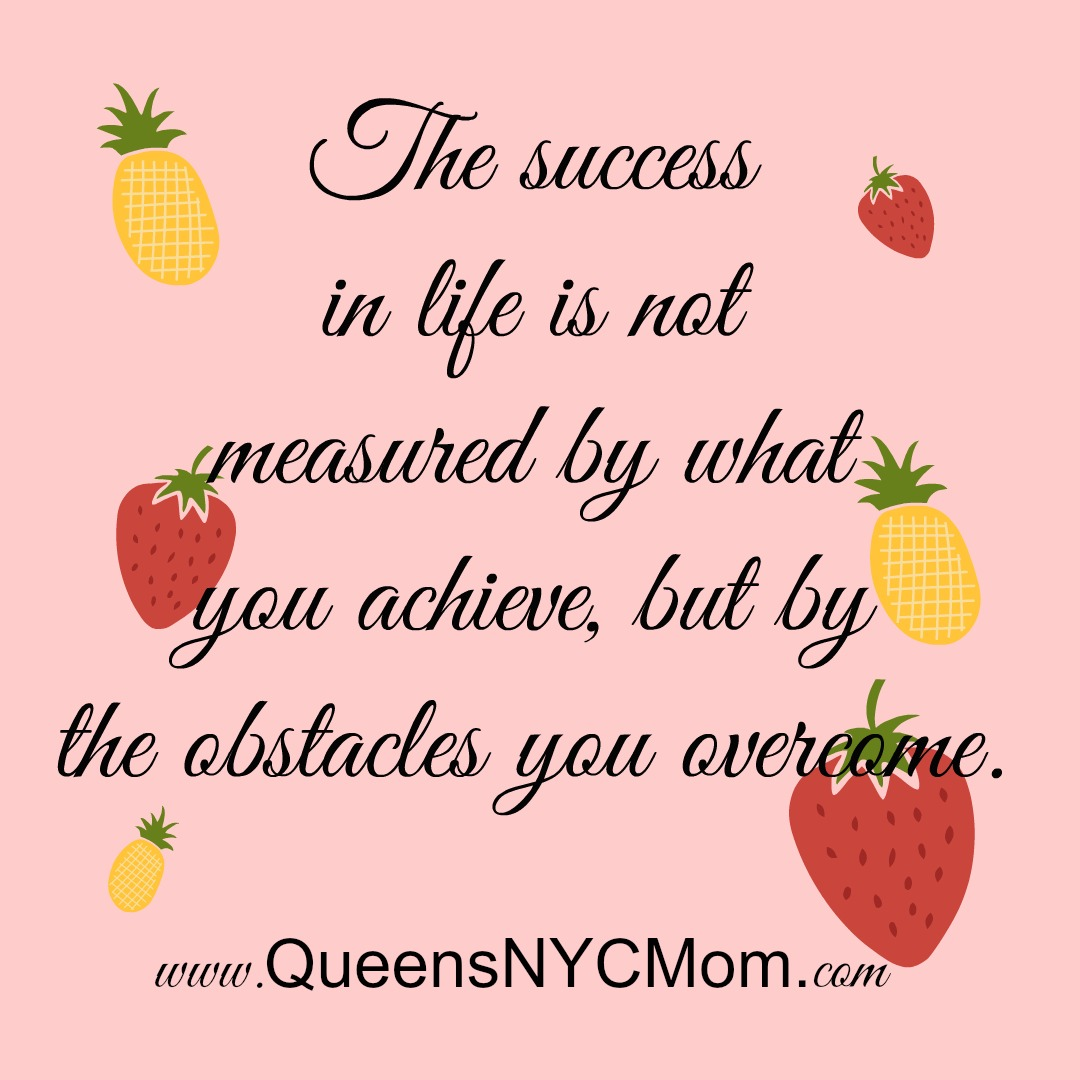 Life Is Not Measured Quote Tuesday's Quote Of The Week  Success  Queensnycmom