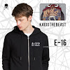 fashion cowok fashioncowok Jaket Anime One Piece - Kaido The Beast