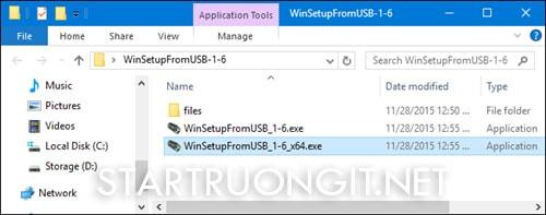 Hướng dẫn tạo một chiếc USB cài đặt nhiều phiên bản Windows