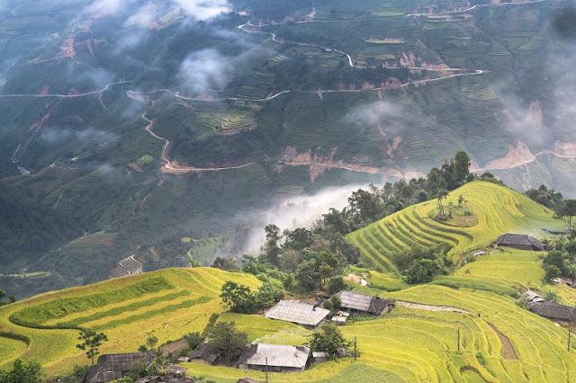 "Ha Giang - ""Destination to hurt memory"" of Vietnam"