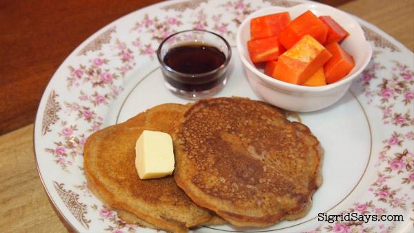 Merkado organic breakfast
