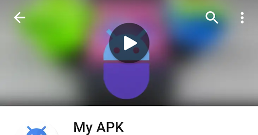 My APK 2.3.7.6 - Open your apk file directly