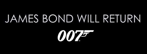 James Bond will return