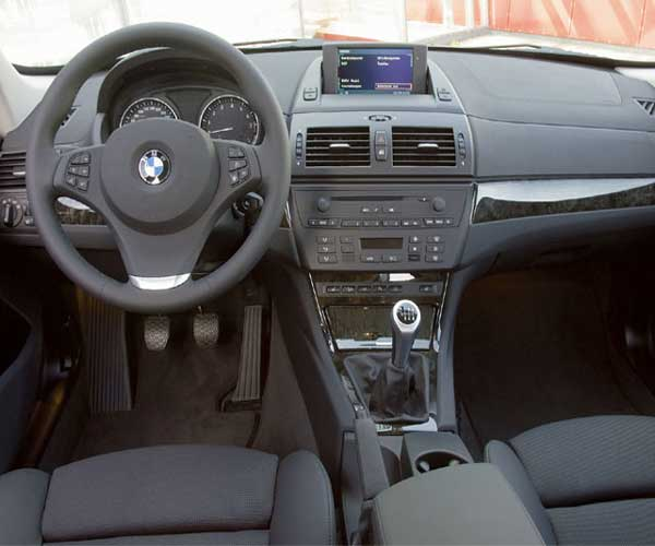 Cars Model 2013 Bmw X3 Interior