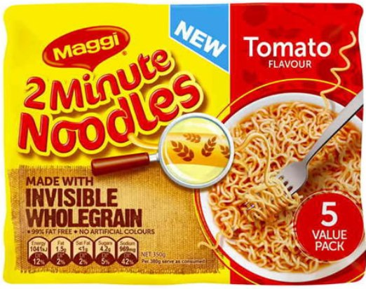 Be warned: There is a new noodle in the market and it is poisonus