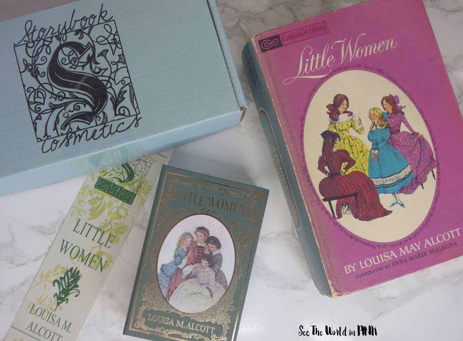 Storybook Cosmetics Book Club Subscription Box