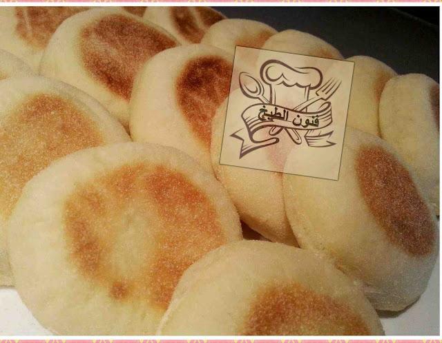 خبز البطبوط المغربي