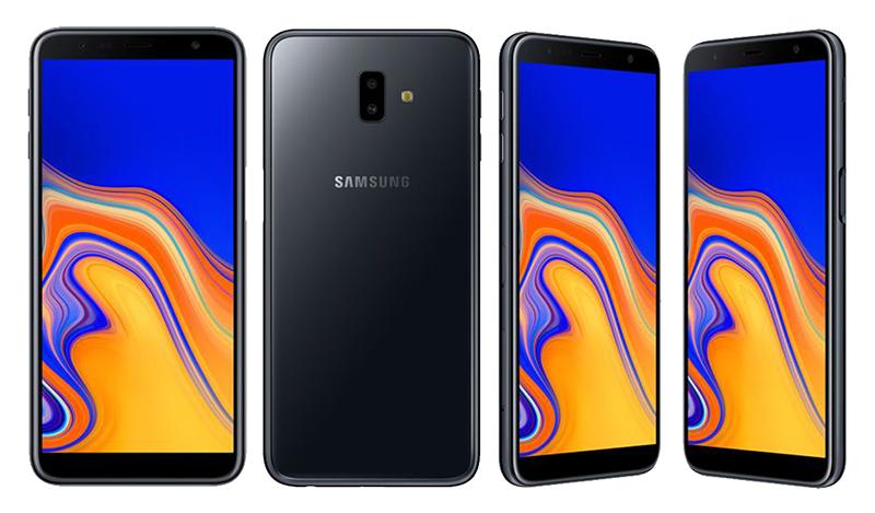Galaxy J4+ and J6+