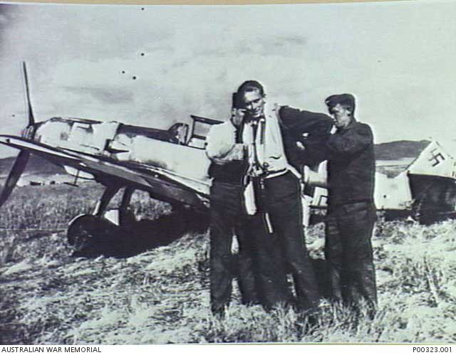 Luftwaffe pilot Erbo Graf Von Kageneck, KIA 24 December 1941 worldwartwo.filminspector.com