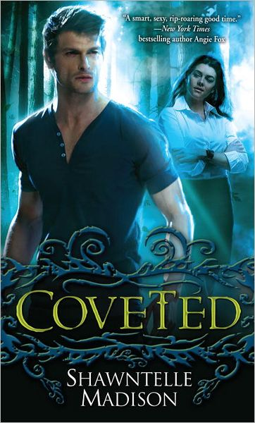 Release Day Review - Coveted by Shawntelle Madison - 4 Qwills