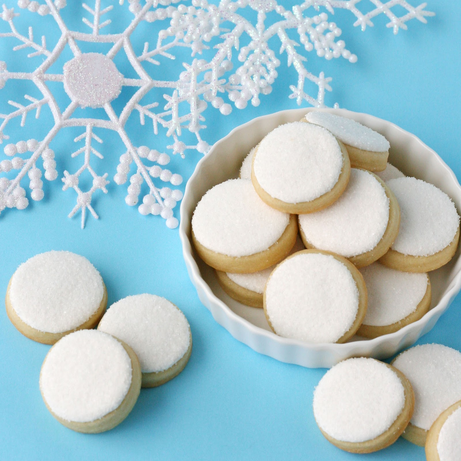Let it snow... Cookies! - Glorious Treats