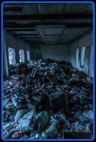 Non Bio-Degradable Pollutant,Plastic.E-waste.