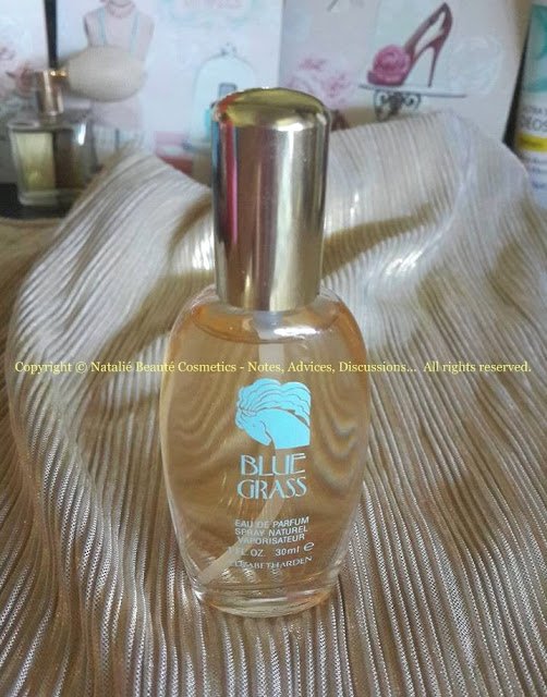 BLUE GRASS - ELIZABETH ARDEN, PERSONAL REVIEW AND PHOTOS NATALIE BEAUTE