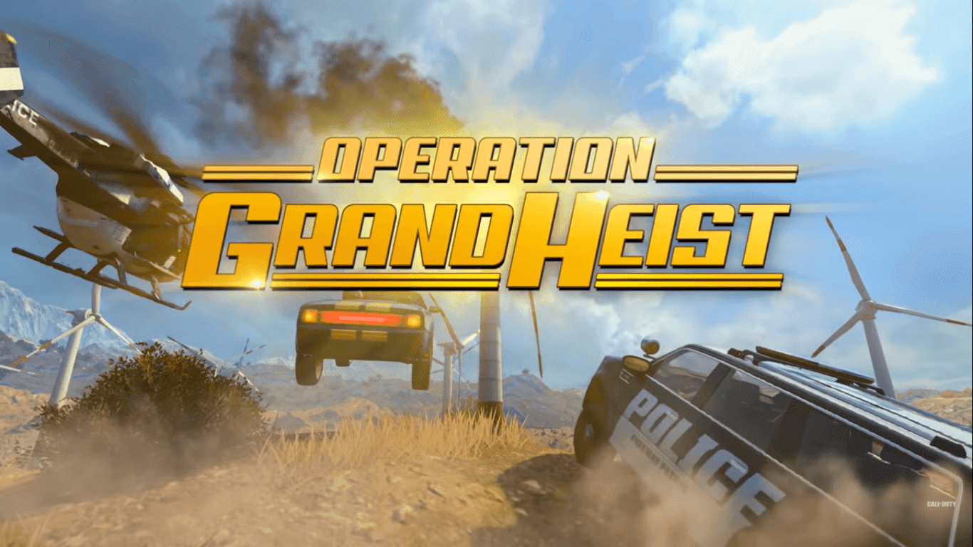 Black Ops 4's Operation Grand Heist Update Adds Car Chases And Much More, Now Available On PS4