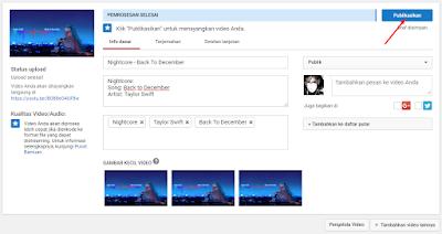 Cara Upload Video ke Youtube Cepat dan Simple 7