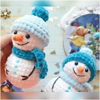 http://amigurumislandia.blogspot.com.ar/2018/11/amigurumi-muneco-de-nieve-amigurumi-space.html