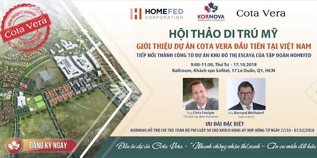 Trào lưu di trú Mỹ đang ngày càng hot tại Việt Nam