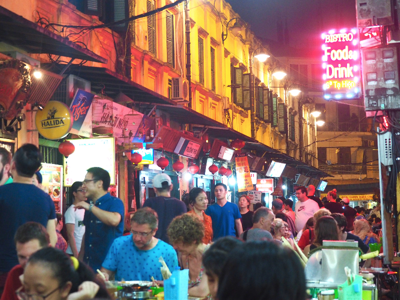 A Backpackers Guide to Hanoi, Vietnam