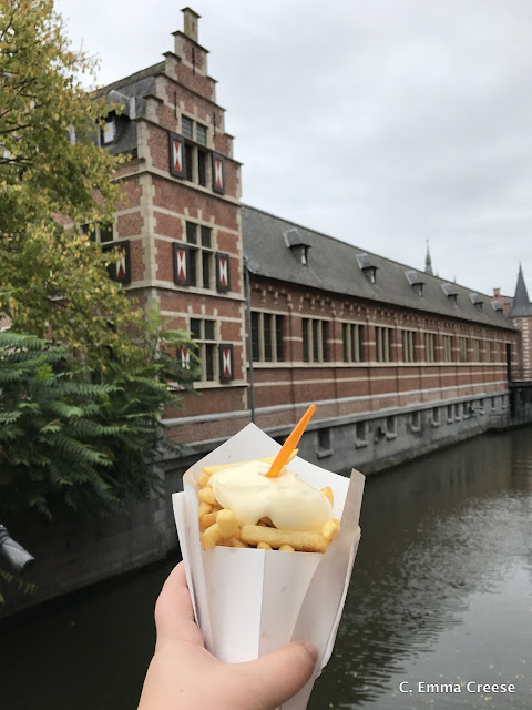 Where to eat and drink in Ghent Belgium Adventures of a London Kiwi