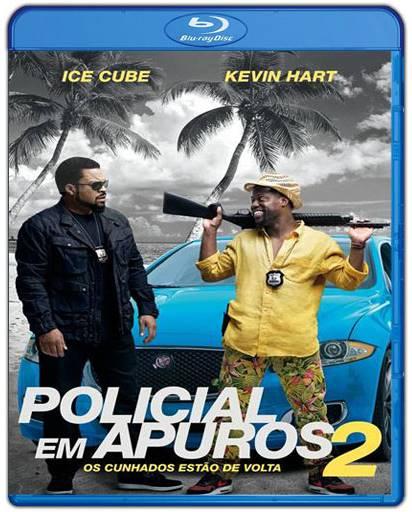Baixar Policial em Apuros 2 720p Dual Áudio Bluray Torrent