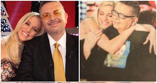 Δούκισσα για Θέμο: «Ήσουν ο τηλεοπτικός μου πατέρας – Θα σε αγαπώ για πάντα…»