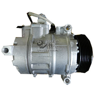 Mercedes-Benz S-Class S350 Air Cond Compressor