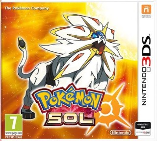 Pokemon Sol, Pokemon Sun, 3DS, Español, Mega, Mediafire