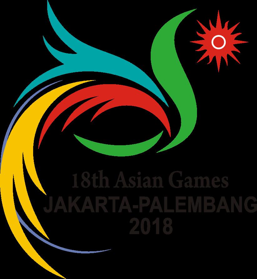 logo%2BAsian%2BGames%2B2018 - Asian Games 2018 Logo Vector
